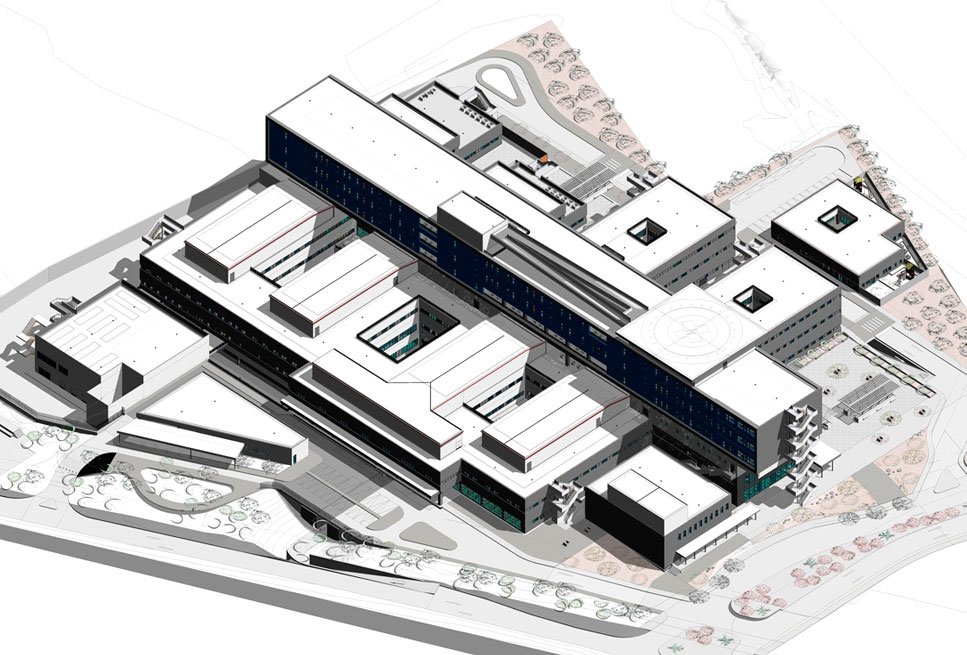 Modelado arquitectónico y MEP – Render
