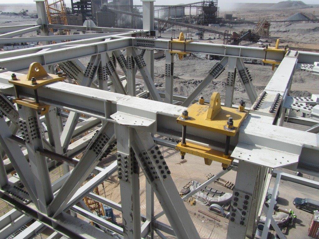 Estructura Minería Snim CPI Copisa Industrial