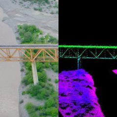 Inspección de infraestruturas