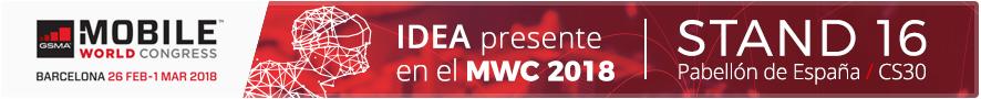 Banner firma MWC IDEA_2018