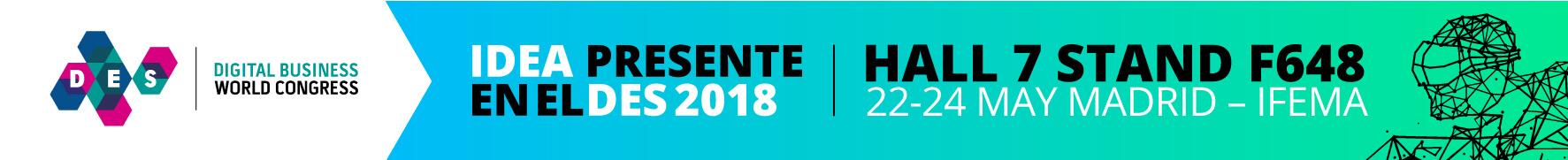 DES Madrid 2018 - IDEA Ingeniería