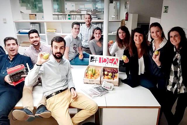 Ofrecemos Snacks Saludables