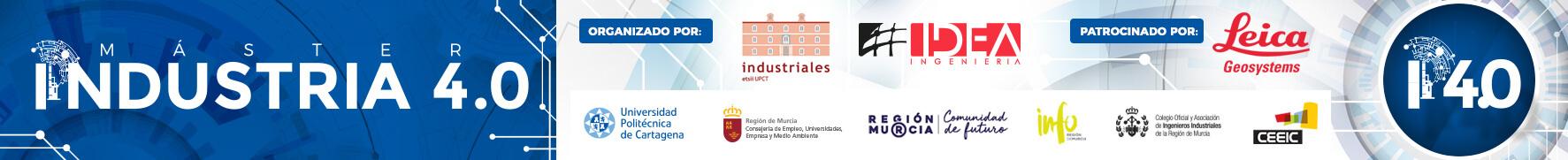 Máster Industria 4.0 - Universidad Politécnica de Cartagena