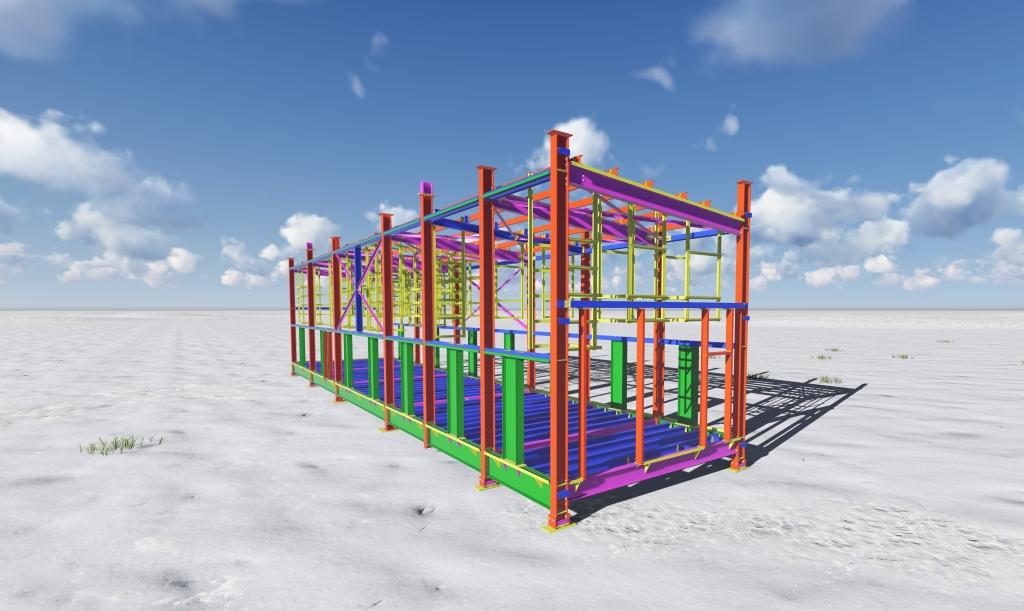 fabricación estructuras metálicas