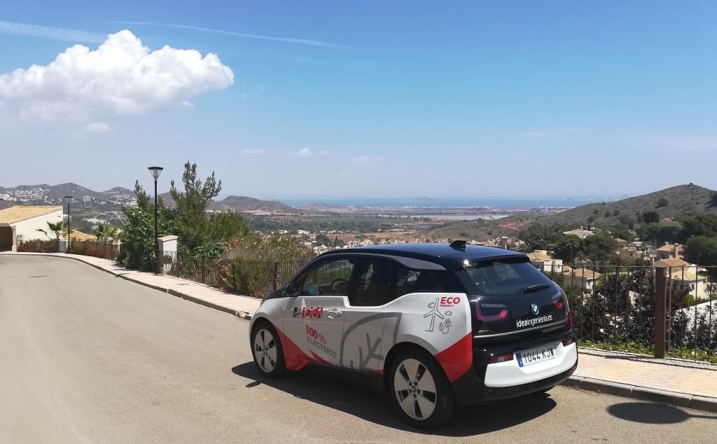 vehiculo ecologico empresa