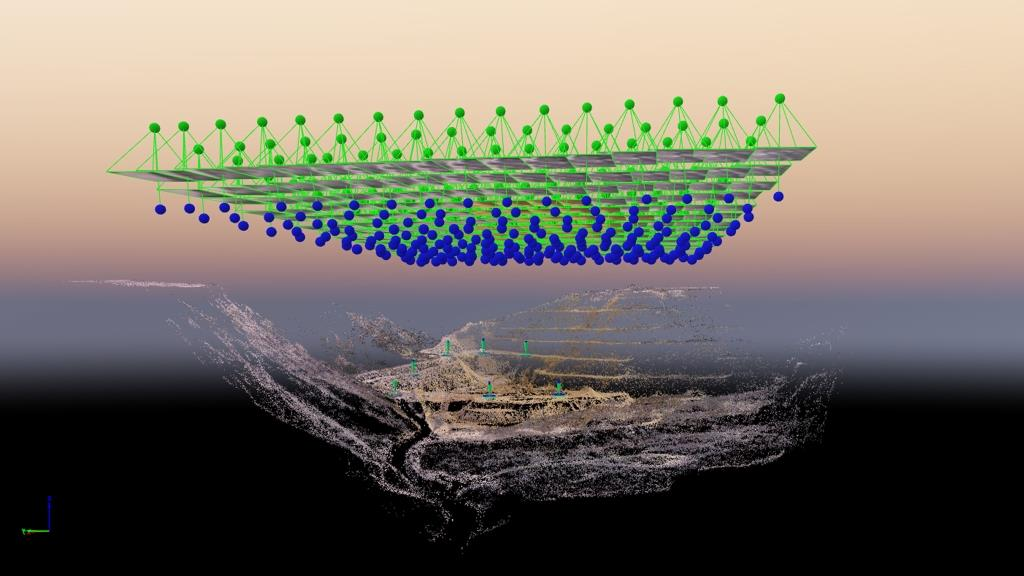 nube-dron-levantamiento-topografico-dron