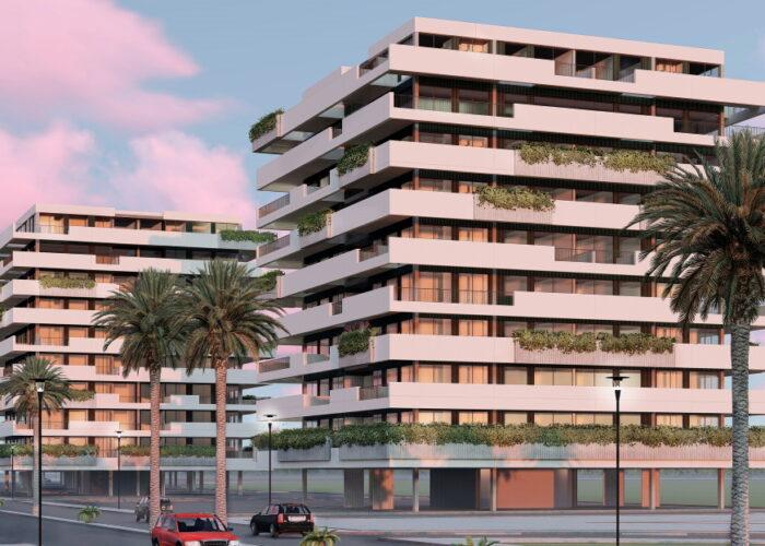 Proyecto Urbanismo vivienda bioclimatica