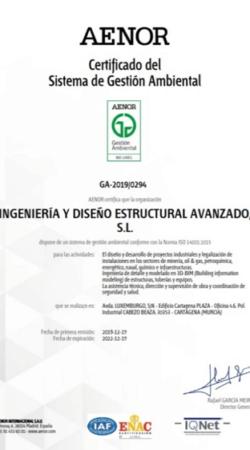 certificacion-aenor-idea