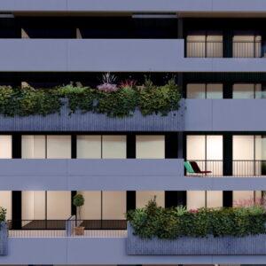 fachada verde multicapa