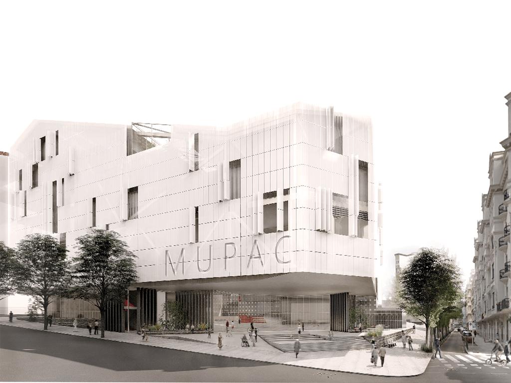 Edificio MUPAC Santander
