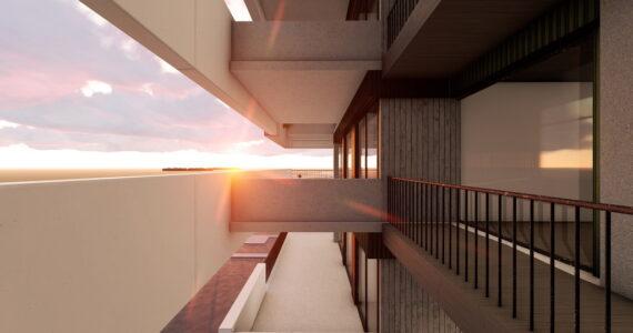 viviendas con terraza