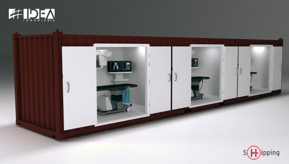 sala rayosx hospital covid