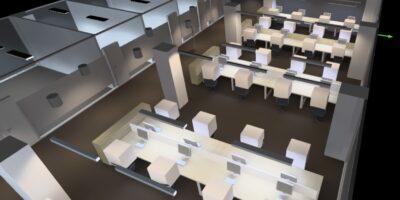 diseño instalacion electricas oficinas
