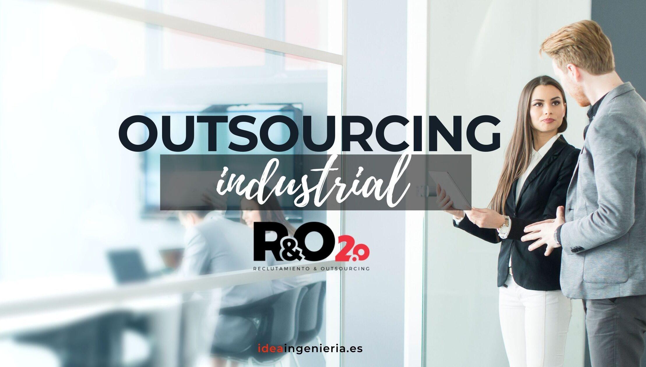 servicios de outsourcing industrial