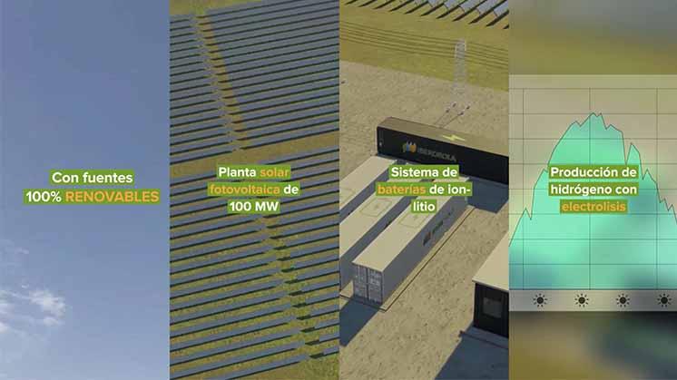 planta puertollano hidrogeno verde